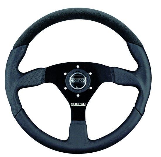Sparco steering wheel L505