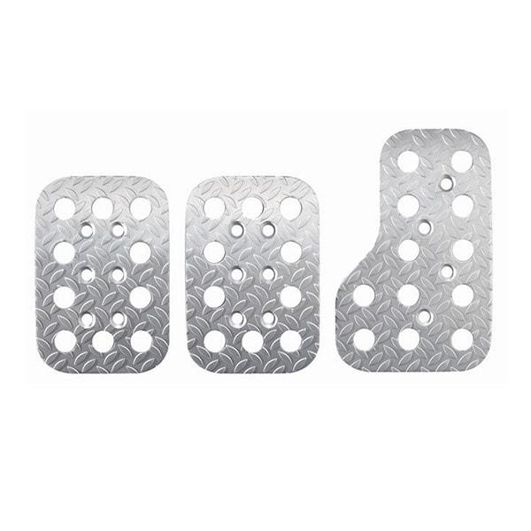 Sparco lightweight pedal made of aluminium