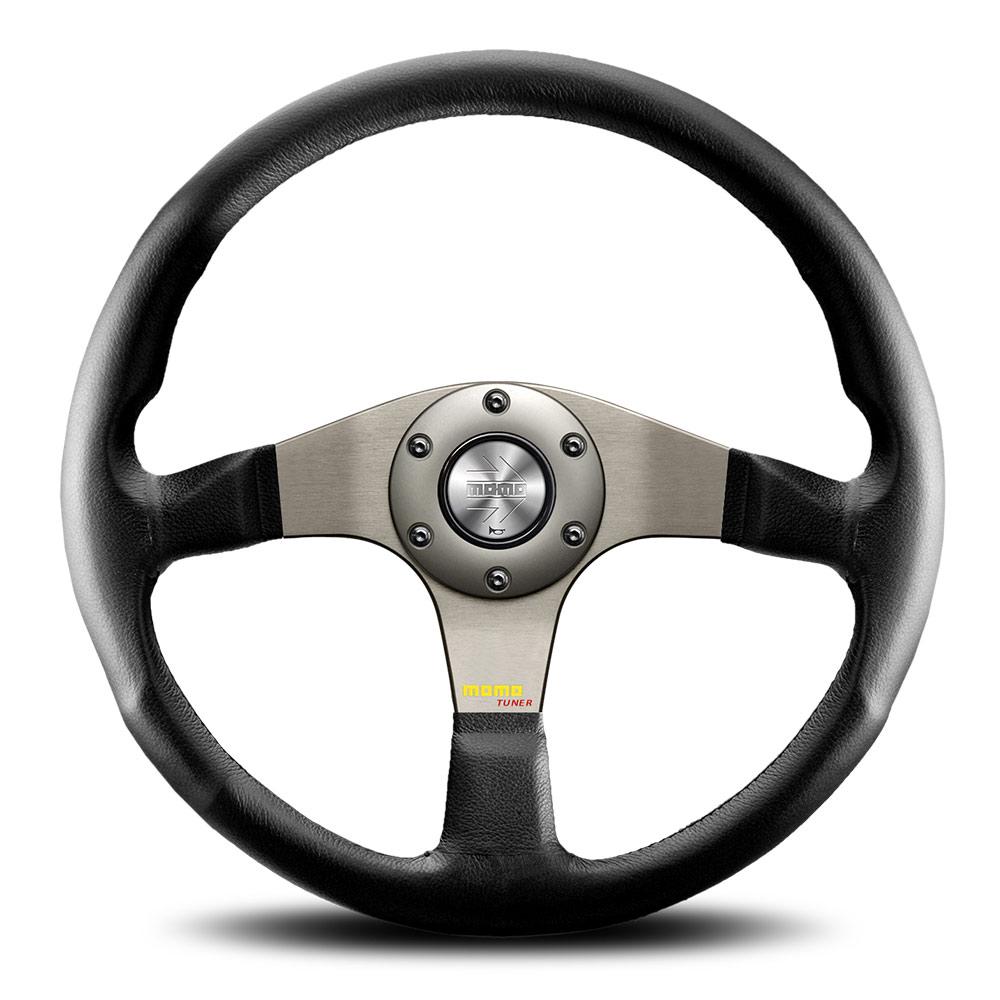 MOMO-steering wheel Antracit