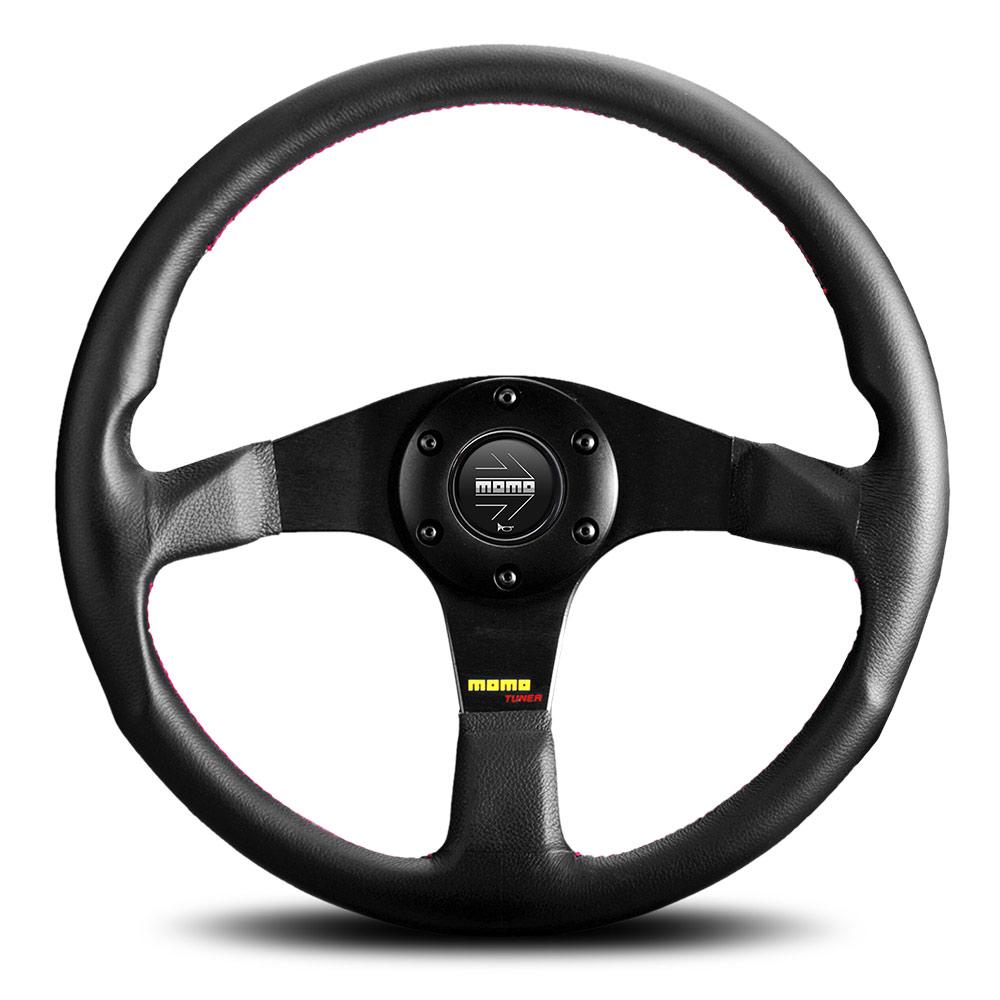 MOMO-steering wheel Tuner black