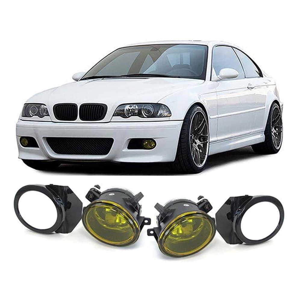 Fog lights BMW M-bumper