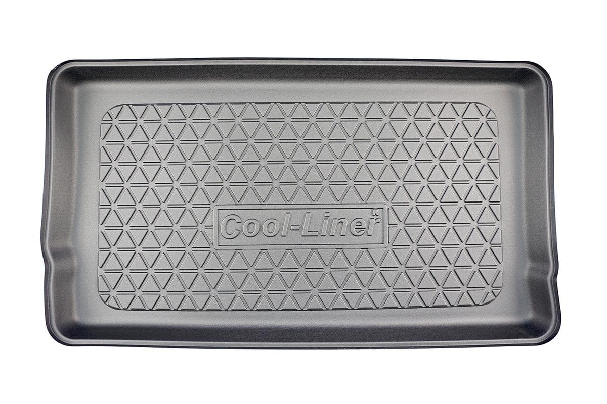 Rear cargo boot trunk mat Renault ZOE + Facelift