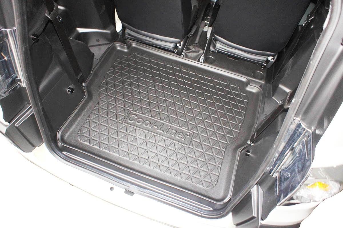 Rear cargo boot trunk mat Microcar / Ligier M. Go 3