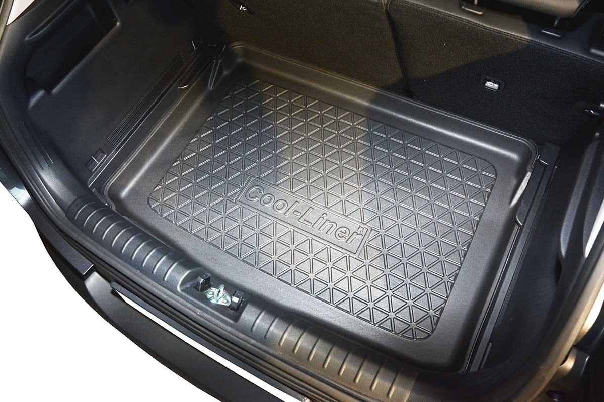 Rear cargo boot trunk mat Kia Stonic
