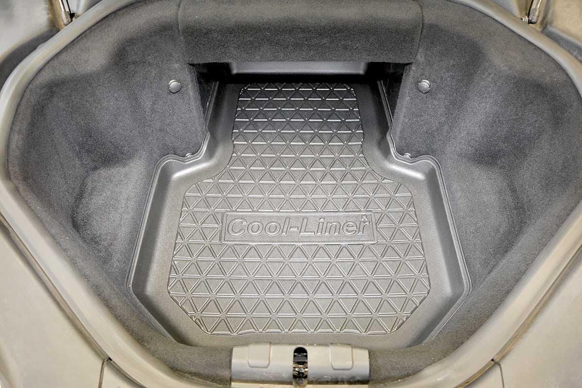 Rear cargo boot trunk mat Tesla Model S