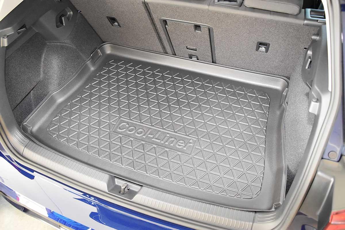 Rear cargo boot trunk mat VW Golf VIII