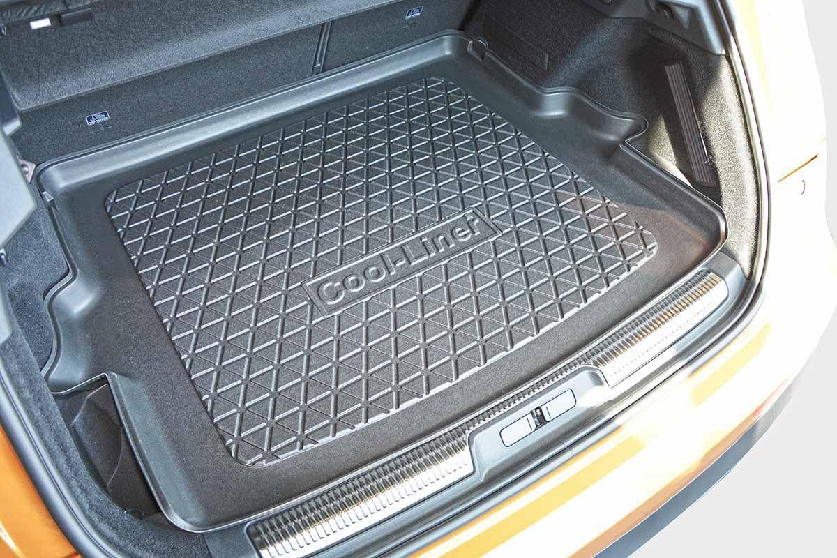 Rear cargo boot trunk mat DS 7 Crossback