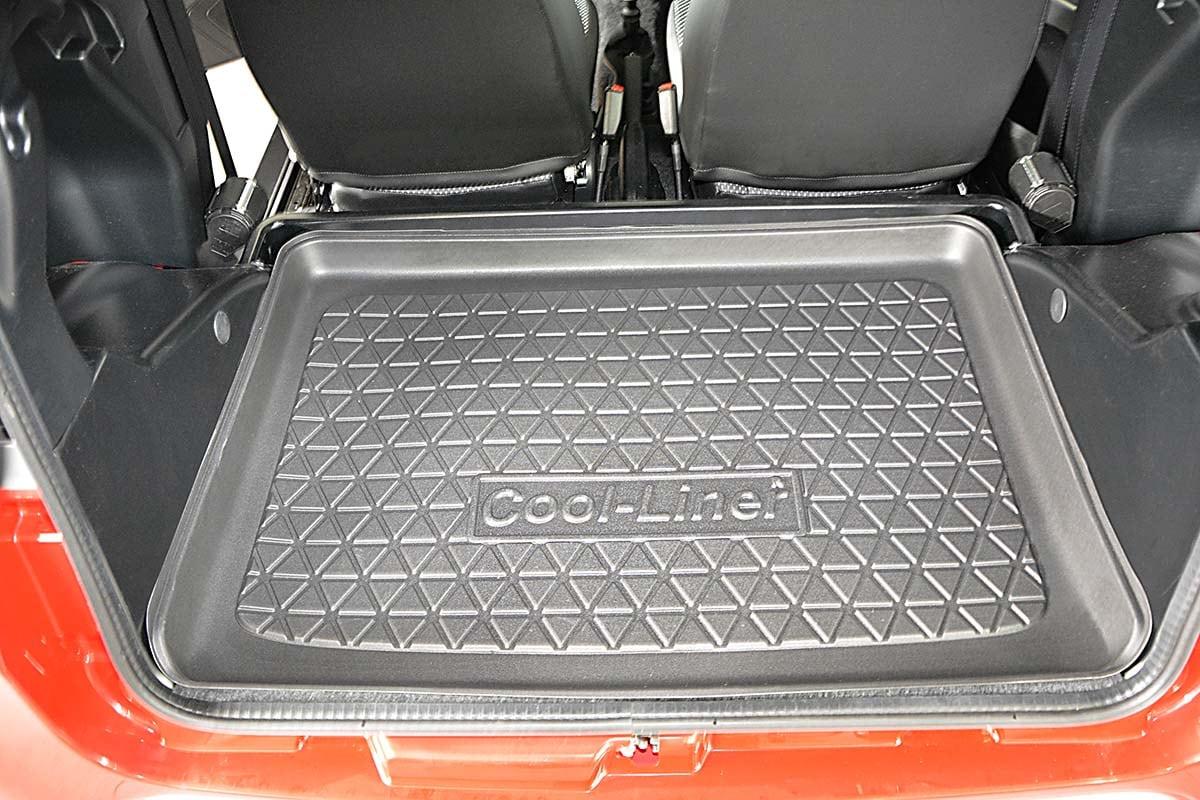 Rear cargo boot trunk mat Aixam Sensation City / Minauto Access / Minauto GT