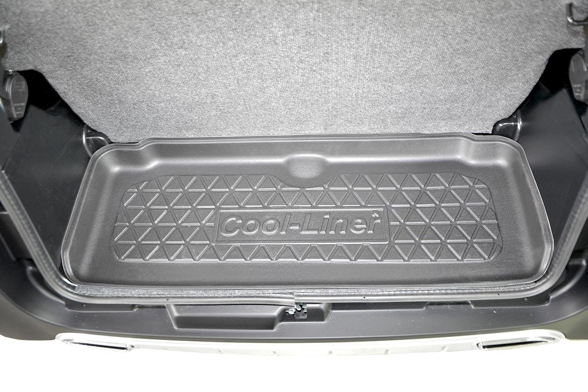 Rear cargo boot trunk mat Aixam Sensation Crossover / Crossline