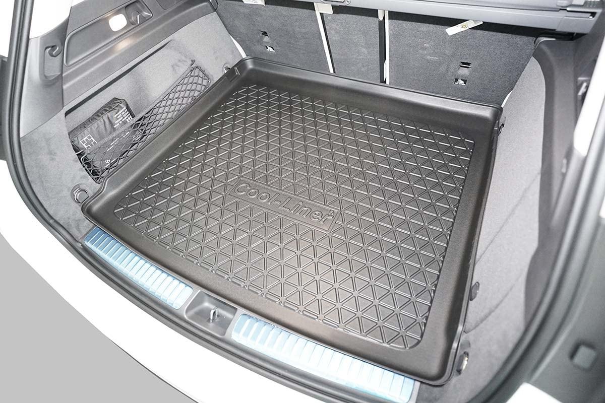 Rear cargo boot trunk mat Mercedes GLE-Class (V 167)