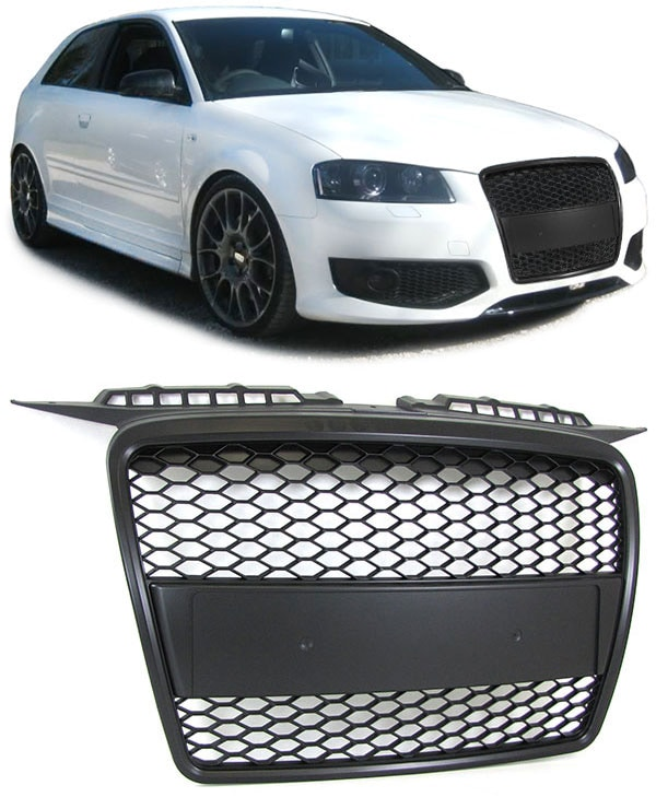 Grill Audi A3 8P SC Styling