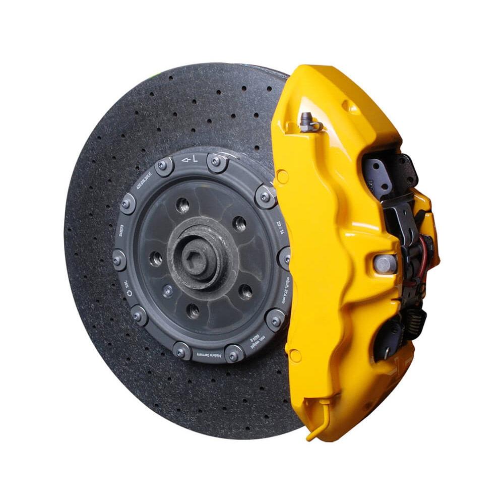 Brake caliper paint Performance yellow 2-component