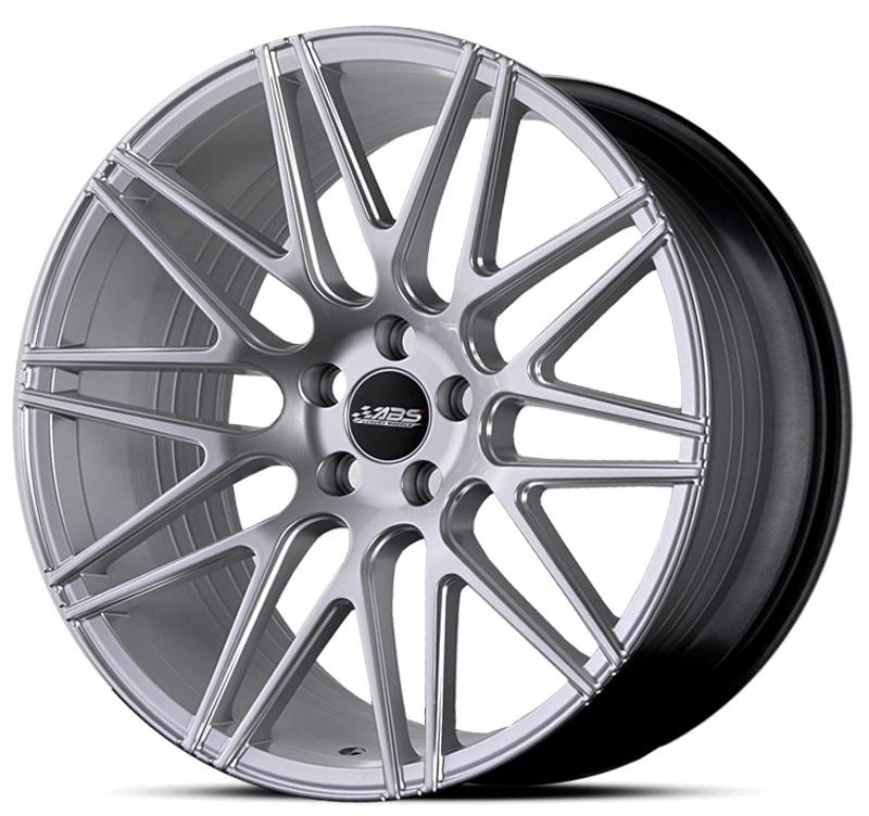 ABS F10 Silver Alloy Wheel