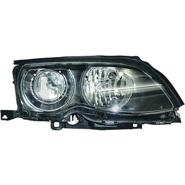Right head lamp Xenon BMW E46