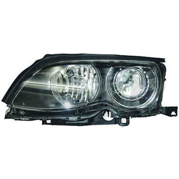 Left head lamp Xenon BMW E46
