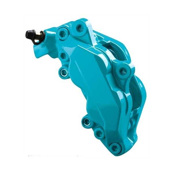 Brake caliper paint turquoise 2-component