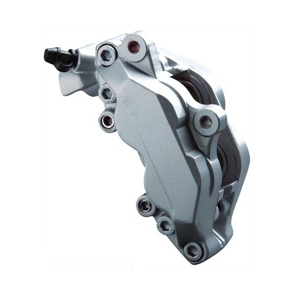 Brake caliper paint silver 2-component