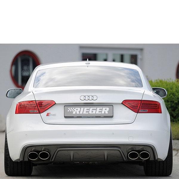 Diffuser (bumper insert) Audi RS5 SC Styling