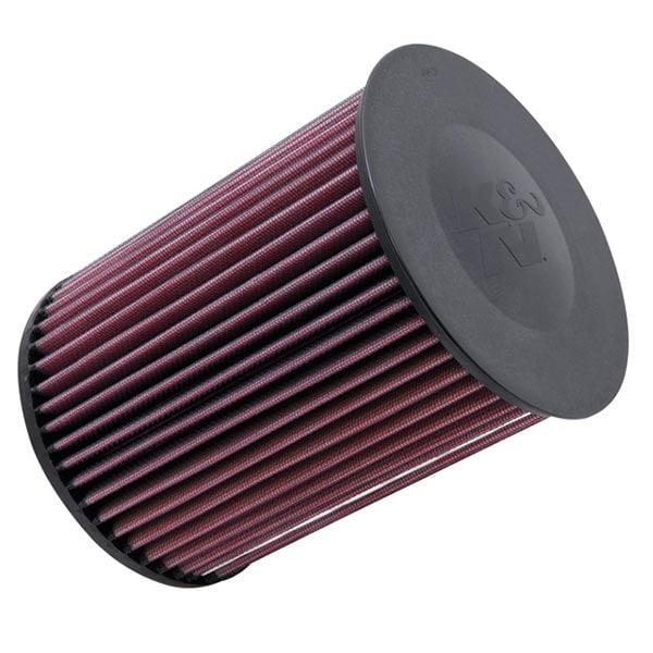 K&N Round air filter filter Universal