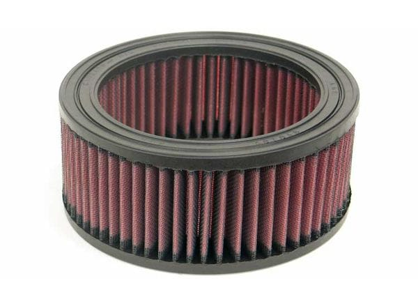 K&N Performance air filter round