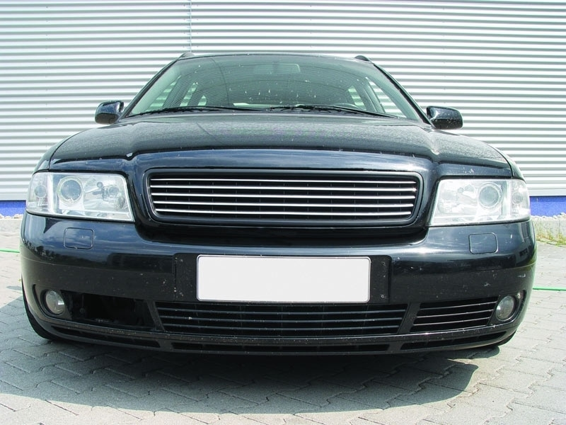 All black Grill without badge Audi SC Styling