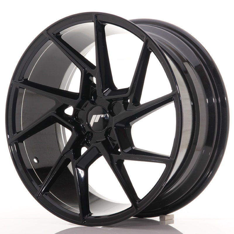 Japan Racing JR33 Glossy black