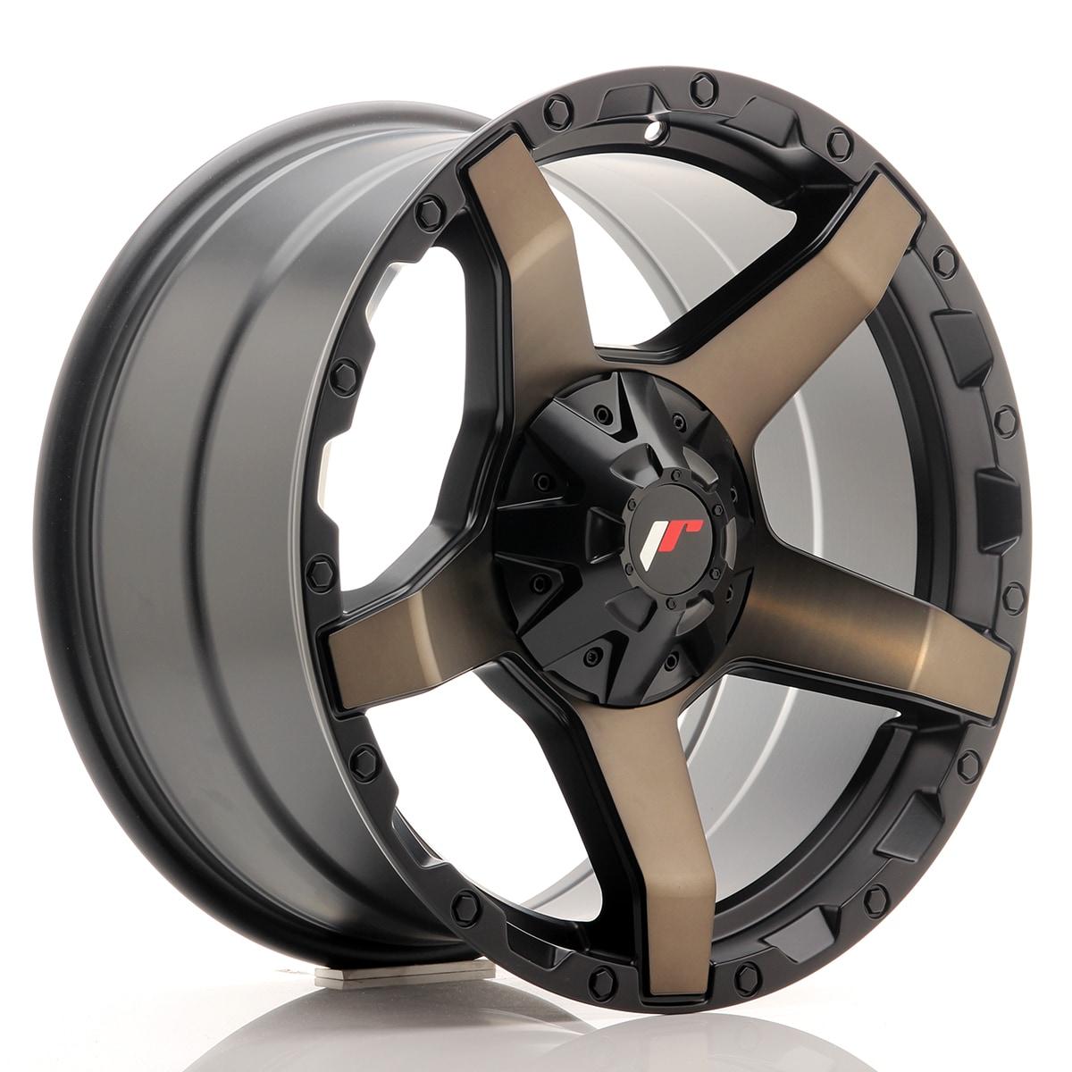 Japan Racing JRX5 Titanium Black