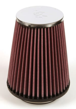 K&N Universal Sport Air filter 3.125´ (79mm)