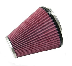 K&N Universal Sport Air filter 3,156´ (80mm)