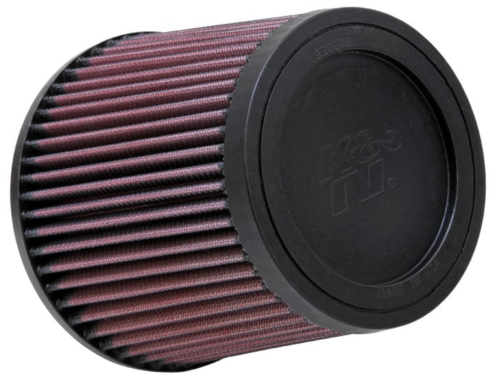 Universal Air filter - Rubber top 2,5´