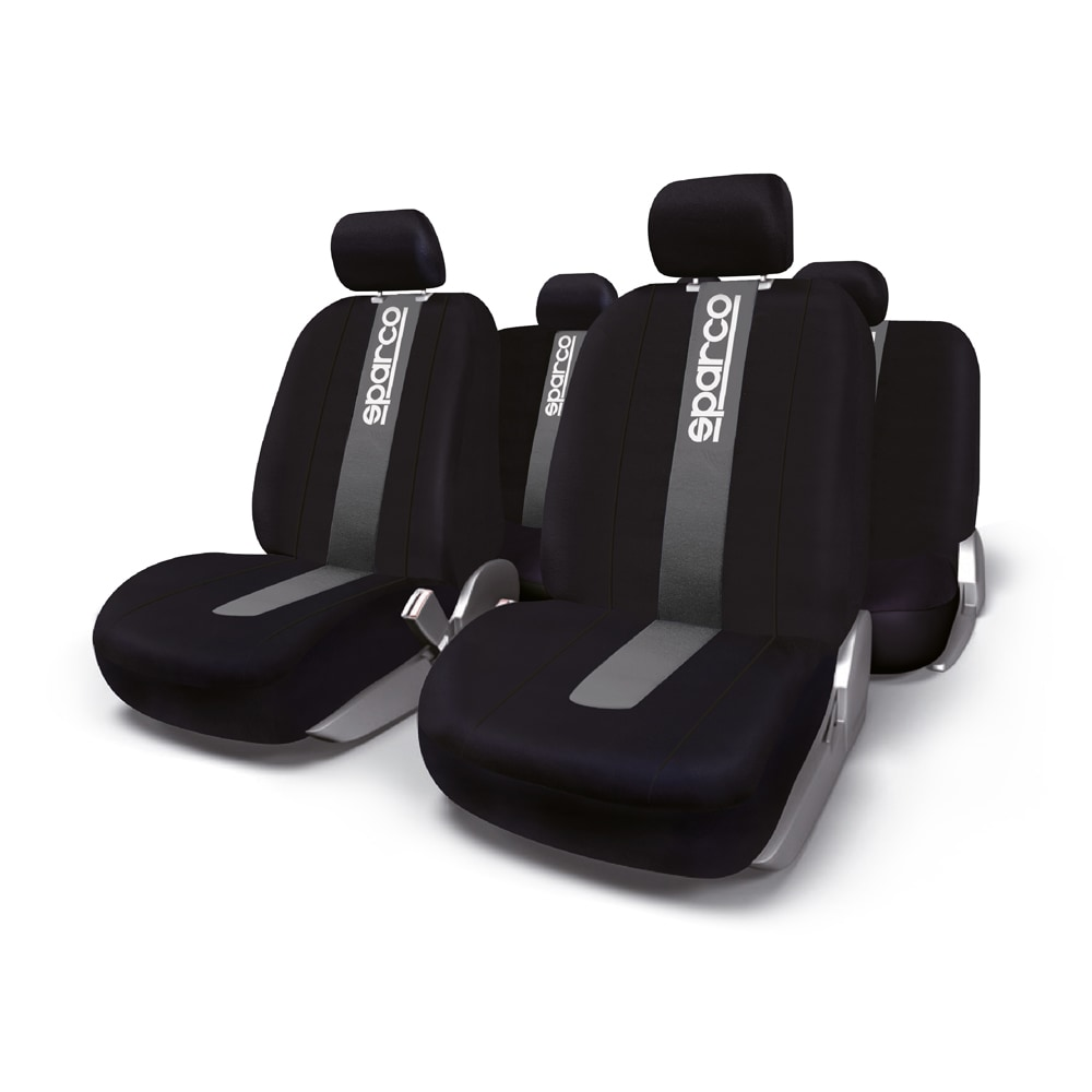 Sparco racing backrest Gray