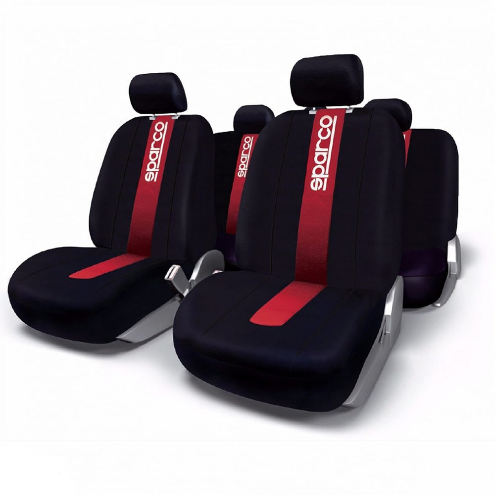 Sparco racing backrest Red