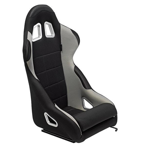 Sports car seat chair K5 Black/grey