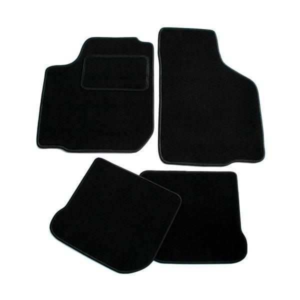Design-3D-TPE-Gummifußmatten für Audi A5 Sportback S-Line Selection 2 F5 Schrä3E