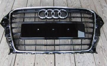 Grillar till Audi A3 8P 2008 2012 SC Styling