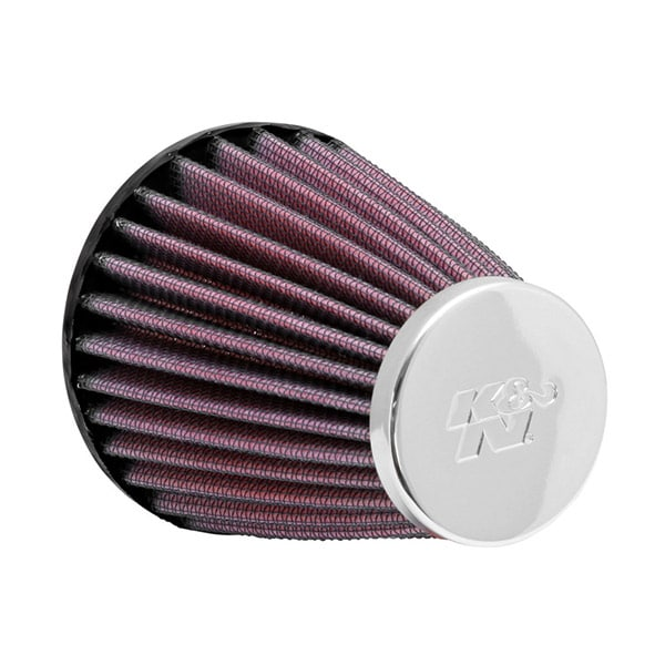 K&N Sport Air filter with chrome top