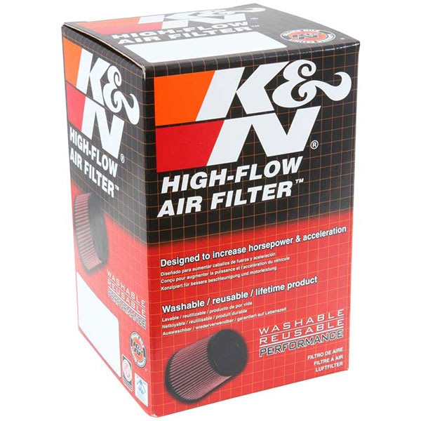 K&N Universal Sport Air filter 2,5´ (63,5mm)
