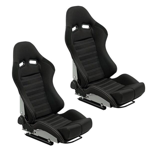 Sport seats Black/grey