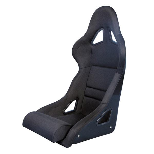 Sports car seat chair BS8 Black