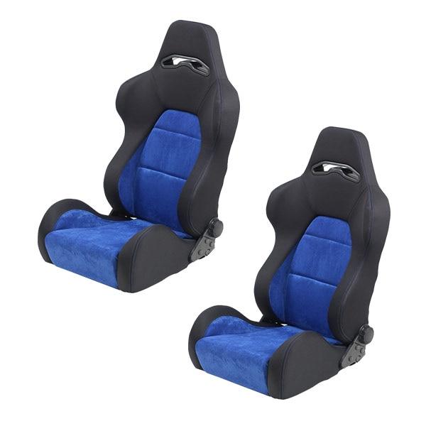 Sport seats Black/Blue