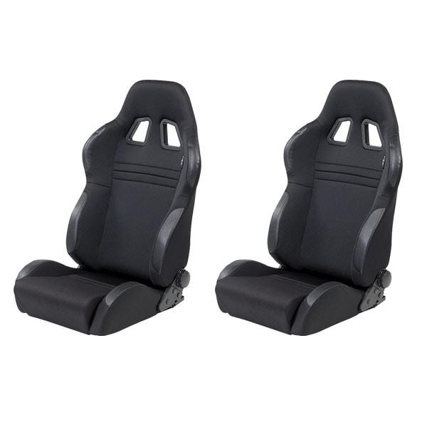 Sport seats Black/Black